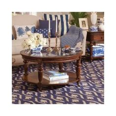 A.R.T. British Heritage Coffee Table $638