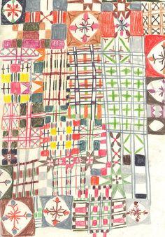patterns - walkyland (monika forsberg)
