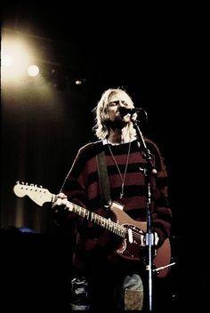 Roseland Ballroom 1993. Kurt Donald Cobain