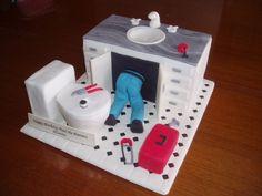 Plumbers cake