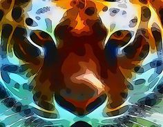 Eye Of The Tiger by Catherine Lott #eye #tiger