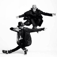 "Les Twins : InStyle's ""Fashion Rocks"""