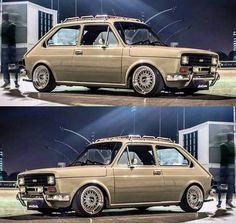Fiat 147 - Hermoso