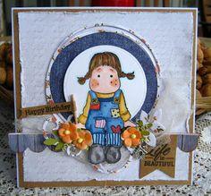Artfull Crafts: Christine - Boho Dream Cards