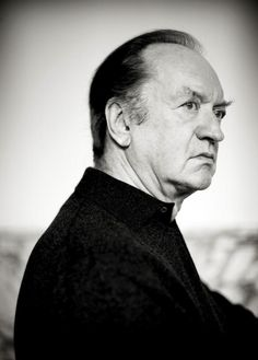 † Nikolaus Harnoncourt (December 6, 1929 - March 5, 2016) Austrian conductor and cellist, o.a. known from the Concentus Musicus Wien.