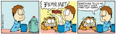 Garfield & Friends   The Garfield Daily Comic Strip for March 26th, 1996