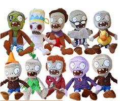 30CM 12'' Plants vs Zombies Soft Plush Toy Doll - LusyShop - 1