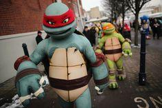 What Happened to Venus de Milo In Teenage Mutant Ninja Turtles? Why We Need More Female Action Heros