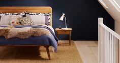 The Edit: Contemporary Renewed Bedroom Loft, Dream Bedroom, Master Bedroom, The Home Edit, Modern Rustic, John Lewis, Home And Garden, Contemporary, Bedroom Inspiration