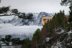 Aurland Lookout | Norway