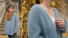 Free amazing v neck jumper. wow, somebody please knit me this! thanks for great site and share. Amazing xox