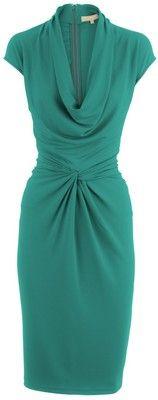 Michael Kors Turquoise Green Dress Kate