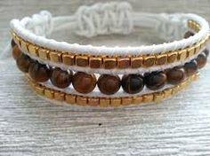 5 row wrap around bracelet cuff - Google Search