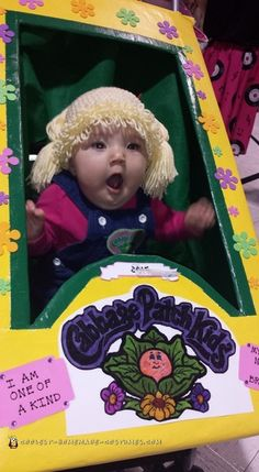 Cabbage Patch Baby Costume