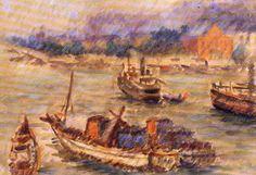 倪蔣懷,雨中之港