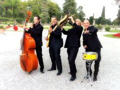 Quartet Jazz Band  ***** www.massimoturati.it