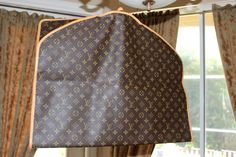1990 vintage Louis Vuitton Garment Bag by KimberlysTreasure, $649.00