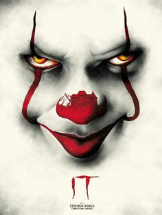 I'm Pennywise,the dancing Clown ! Le Joker Batman, Joker Art, Scary Wallpaper, Halloween Wallpaper, Hd Wallpaper, Scary Movies, Horror Movies, Penny Wise Clown, Film Mythique