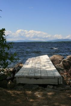 Camp Brookwood, Alton, NH, Taught waterskiing from this dock for years!