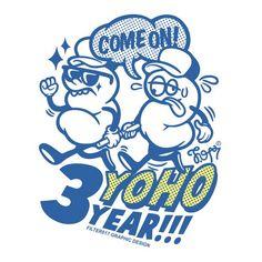 YOHO 3 YEAR