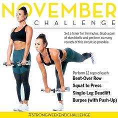 3-Day Strength Building Training Program