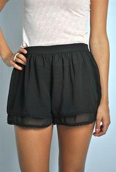 I die. Super stylish shorts.