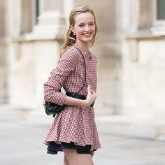 Daria  #DariaStrokous #ModelOffDuty #StreetStyle #Model #Fashion
