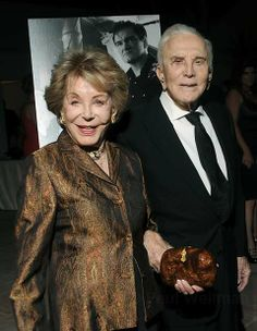 Kirk Douglas and Anne Buydens married in 1954 and will celebrate their 60th wedding anniversary this coming May, 2014.