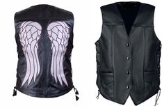 """This is an Excellent Opportunity to Get The Most Exclusive Attire from One of The Successful Movie of 2016. """"Dewuchi"""" Introduce Norman Reedus Walking Dead Leather Vest for Men. This Famous Vest Worn By Norman Reedus as Daryl Dixon in Tv Series Walking Dead. Available at Our Online Store in Reasonable Price.  #normanreedus #walkingdead #darldixon #movies #action #hero #amazing #famous #everyone #happy #casual #gathering #outings #clubs #gentleman #awesomeboys #halloweensale #newarrival"""