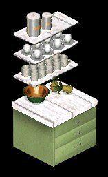 Beachcomber - Kitchen