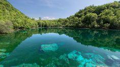 I posti da vedere in Friuli - Cronaca - Messaggero Veneto - Lago di Cornino