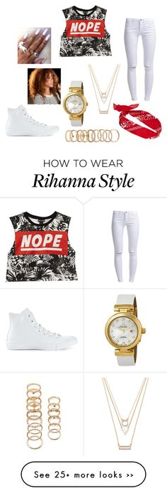 """""""Nope"""" by uniquelovesong on Polyvore"""