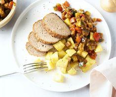 Hamburger, Ratatouille, Sausage, Pork, Dinner, Sheppard Pie, Zucchini, Recipes, Red Peppers