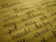 Few Words..Forever and a day! by Manoj Kengudelu, via Flickr