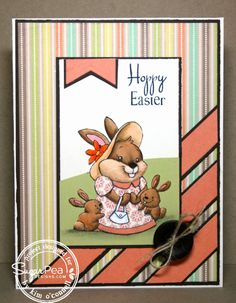 Paper Perfect Designs: DS138 - Hoppy Easter