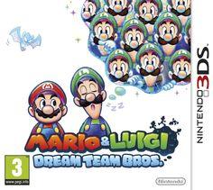 Mario & Luigi : Dream Team Bros: Amazon.fr: Jeux vidéo