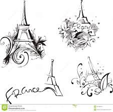 Image result for eiffel tower tattoo