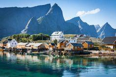 Inselhüpfen auf den Lofoten und Vesterålen, Skandinavien | Kontiki Reisen - Im Norden Zuhause