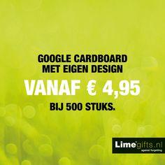Kijk voor meer informatie over deze actie op www.limegifts.nl of bel ons: 076 5015573