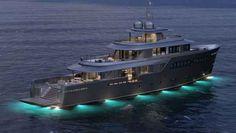 Mondo Marine 45m Photo Gallery | Yachting Magazine