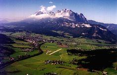 St. Johann in Tirol, Austria