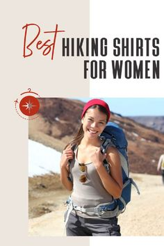 Enjoying the outdoors trekking or hiking involves wearing sturdy and lightweight tops that don't collect sweat or rub against your skin. TFG has you covered with this awesome list of the best hiking shirts womens styles! #TravelFashionGirl #TravelFashion #TravelClothing #hikingshirts #womenhiking #womensportshirts Womens Hiking Shirts, Patagonia Hiking, Round The World Trip, Sports Shirts, Shirt Shop, Travel Style, The North Face, Travel Outfits, Trekking