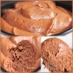 Mousse au chocolat de Conticini - The Best Canned Recipes Chocolate Cake Recipe Easy, Homemade Chocolate, Chocolate Desserts, Mousse Dessert, Mousse Cake, Chefs, Chocolat Recipe, Sweet Recipes, Cake Recipes
