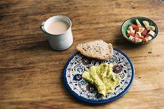 dining alone (1) • breakfast by Isabelle Bertolini