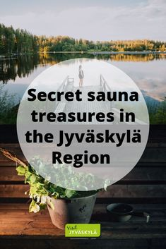 The Jyväskylä Region offers a whole range of saunas, where traditional Finnish-style luxury – the peace and quiet of nature, clean waters and the soft aroma of woodsmoke – unfolds in all its beauty.   Photos: Julia Kivelä