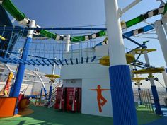 Photo tour: Inside the revamped Carnival Sunshine