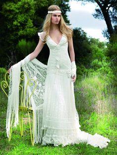 ROBE YOLAN CRIS KALI Créateurs Vente robes et accessoires de mariée Marseille - Sonia. B