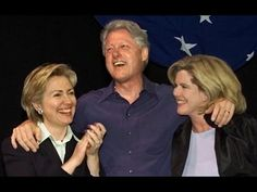 HUGE PROBLEM for HILLARY: 16-year Old Girl Claims Ex Pres Bill Clinton is Her Father. - YouTube