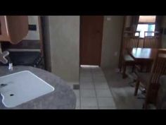Used 2008 forest river sandpiper 316bht bunk house fifth wheel