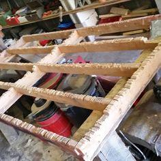 Plywood Cutting Grid